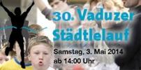 30. Vaduzer Städtlelauf am 03.05.2014